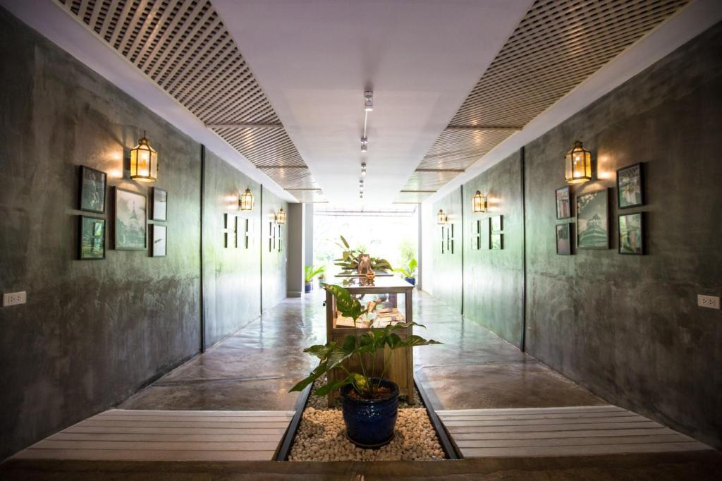 Lobby Sannot Riverside Boutique Hotel Chiang Mai