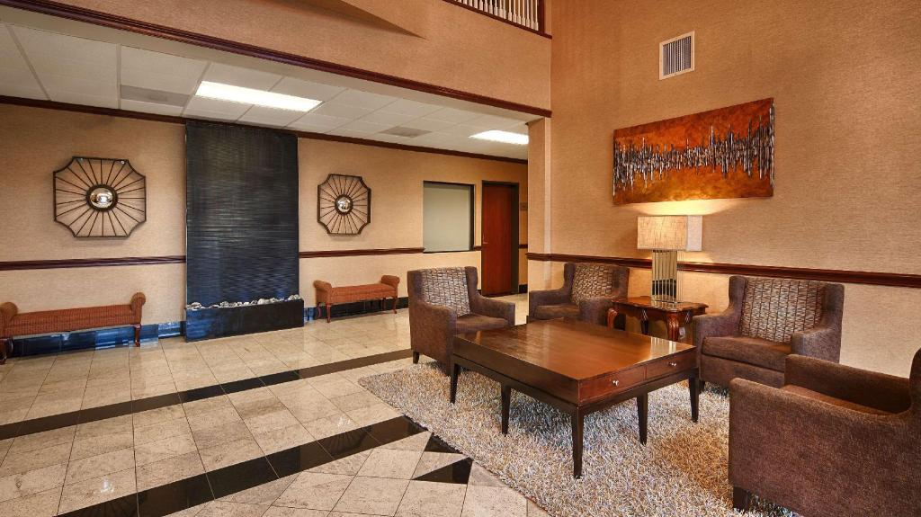 Lobby Best Western Plus McKinney Inn and Suites