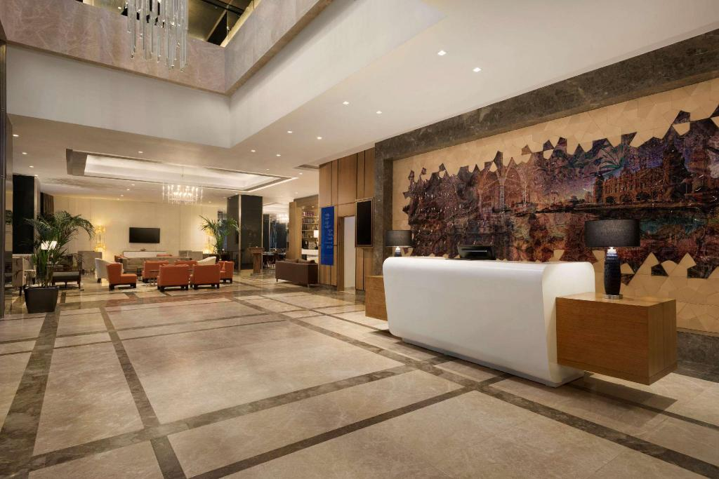 Lobby Hawthorn Suites by Wyndham Istanbul Airport