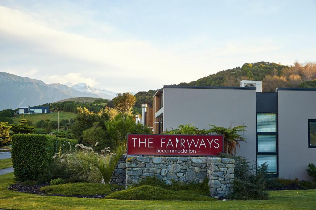 شقق ذا فاير وايز (The Fairways Apartments)