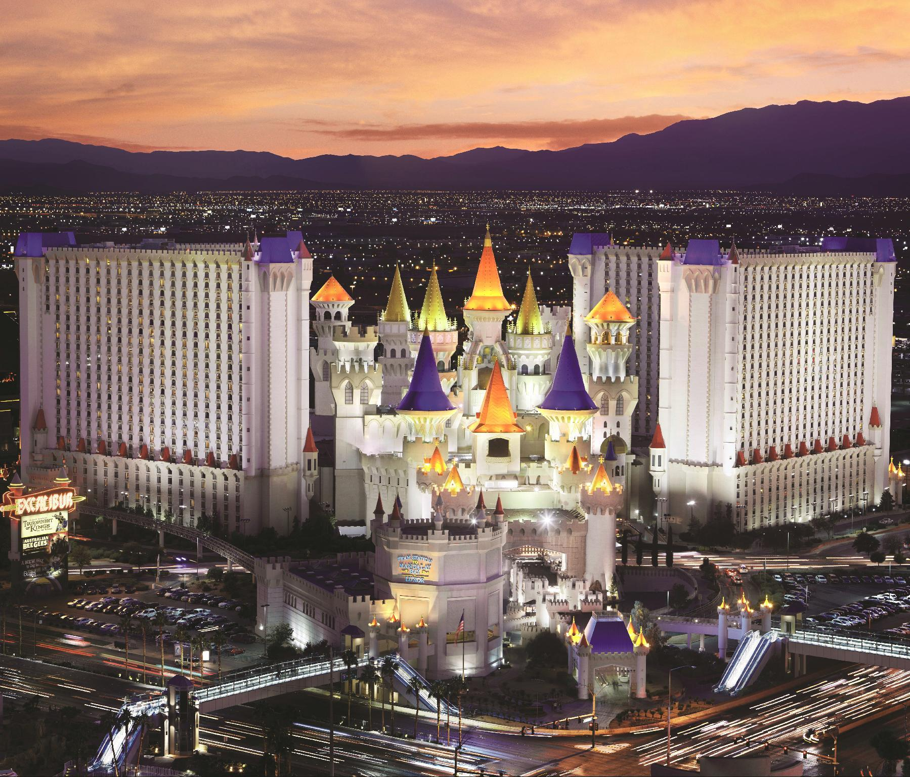 Best Price on Excalibur Hotel in Las Vegas NV Reviews