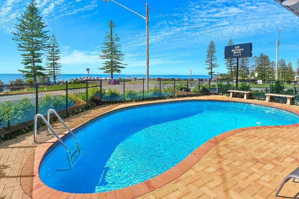 utomhuspool ibis Styles Port Macquarie
