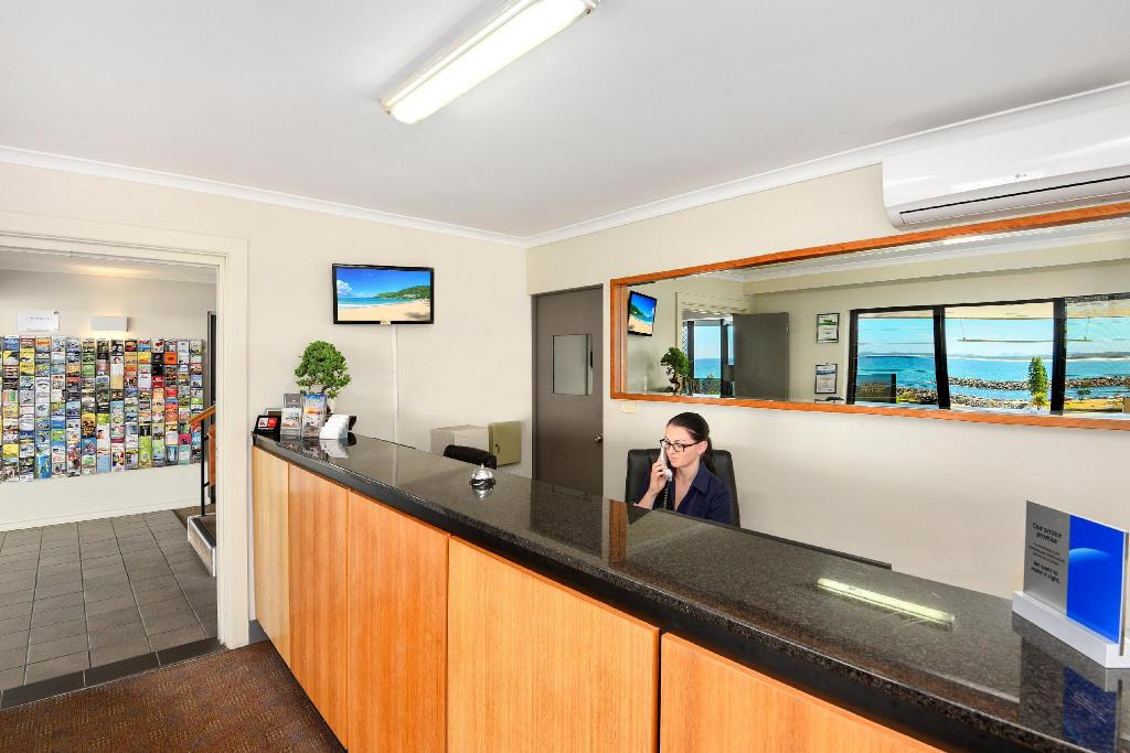 Lobby ibis Styles Port Macquarie