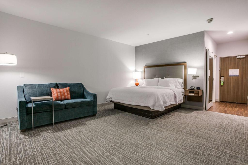 Letto Matrimoniale Dallas.Hampton Inn Suites Dallas Central Expy North Park Area Tx