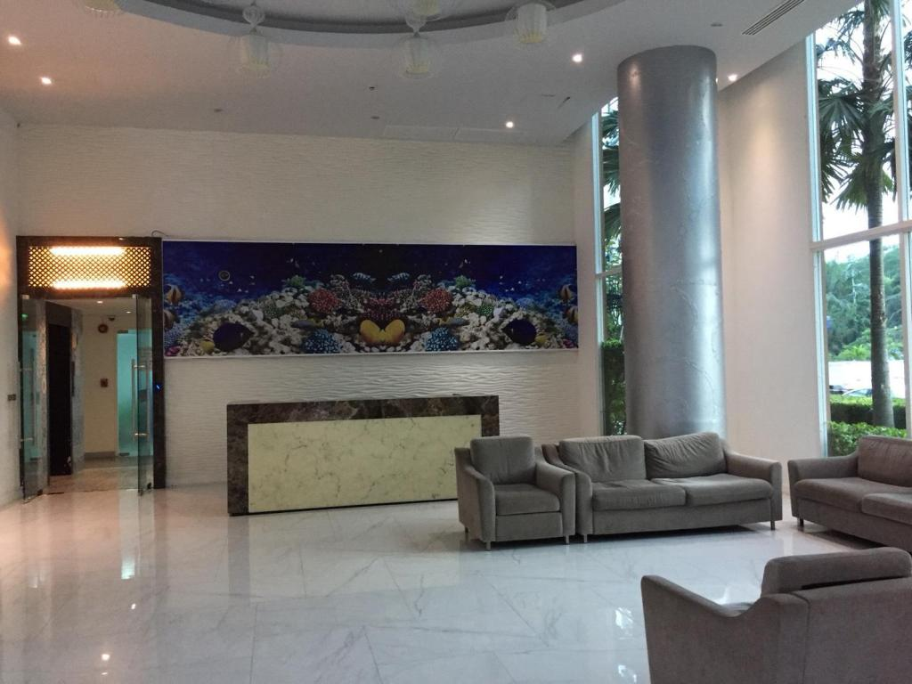 Lobby Atlantis Condo Resort Pattaya EVT (Atlantis Condo Resort  Pattaya  EVT)