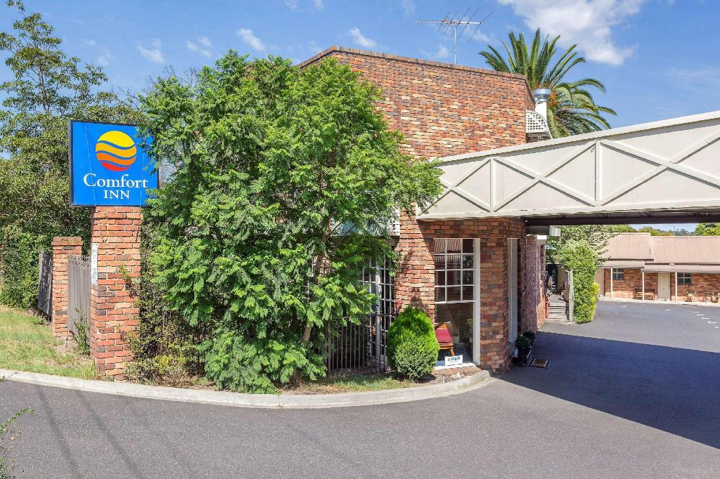 كومفرت إن جرينزبورو (Comfort Inn Greensborough)