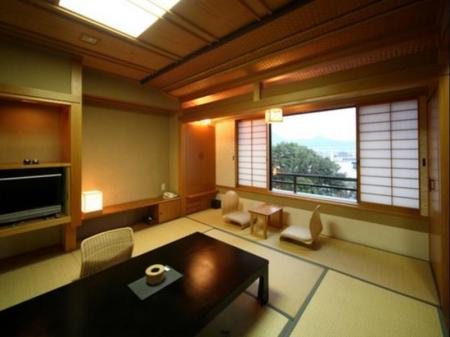 Shinkan - Japanese Style with City View - Guestroom Matsudaya Hotel