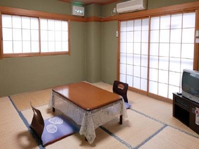 Habitación estilo japonés occidental (Japanese Western Room)