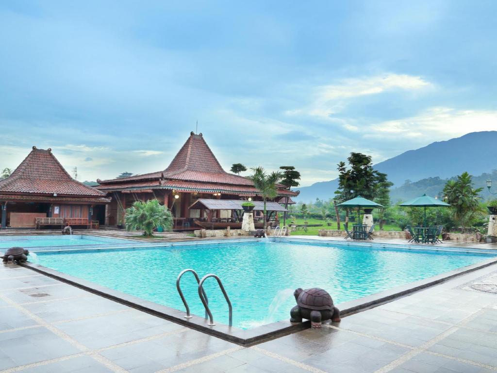 Best Price On Balemong Resort Ungaran In Semarang Reviews