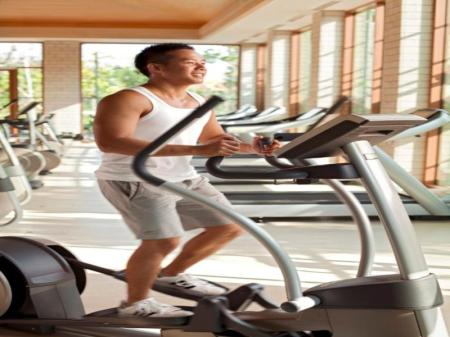 Fitness center Resorts World Sentosa - Beach Villas