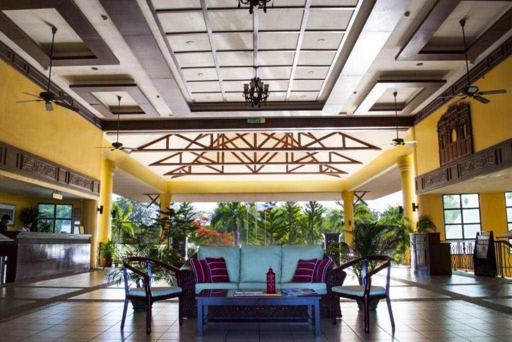 Lobby Kudat Golf & Marina Resort