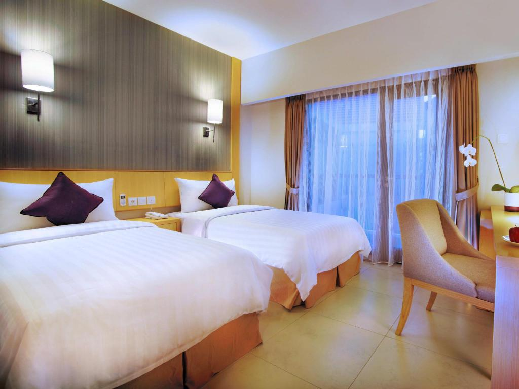 Superior Room Quest Hotel Kuta