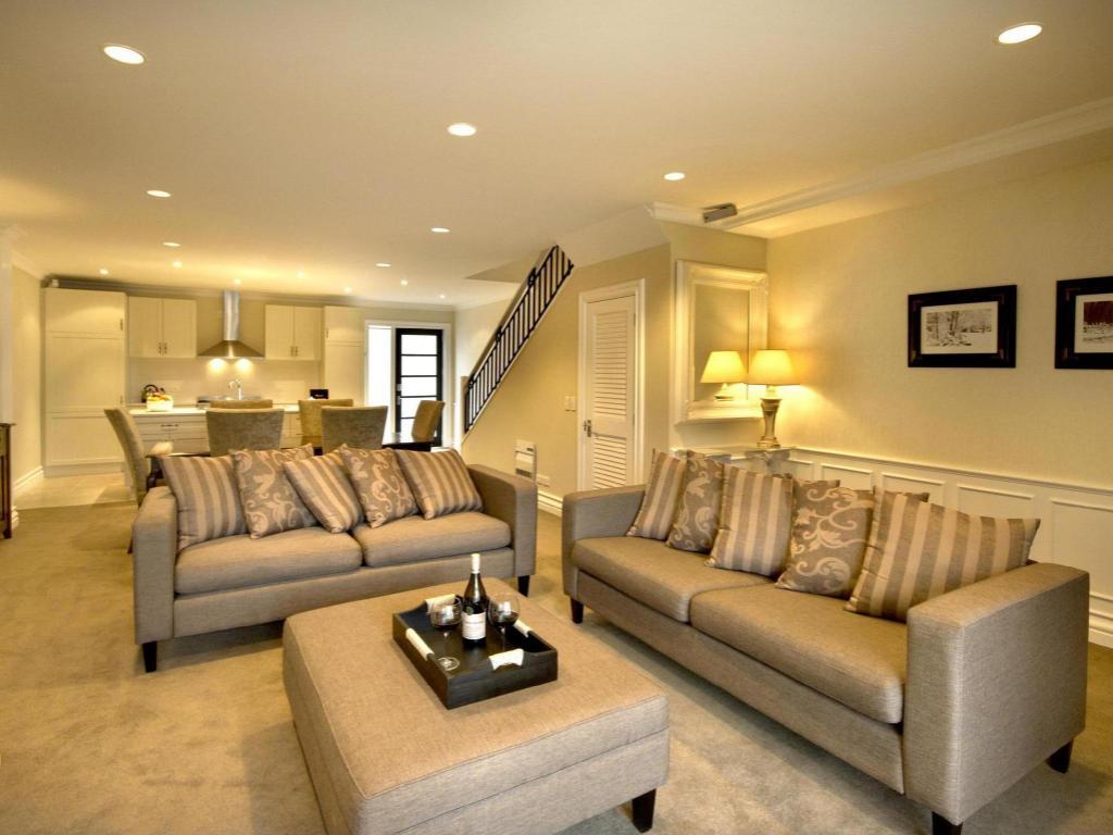 House design queenstown - Interior View