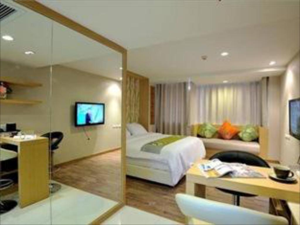 Exclusive Room Nantra Retreat & Spa