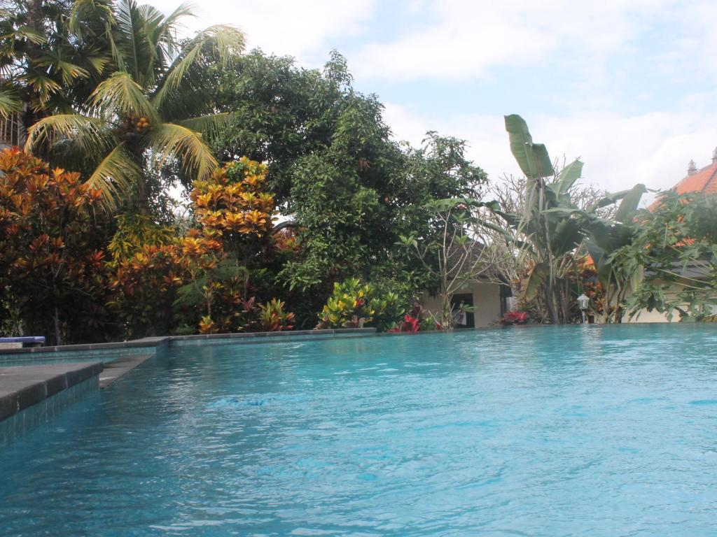 Swimming pool Agung Trisna Bungalow