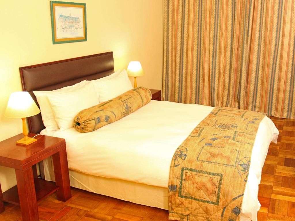 Backpacker Room - Bed Hotel Portao Diaz