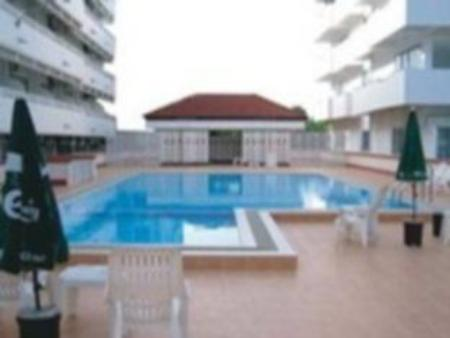 Swimming pool Rayong Beach Condo