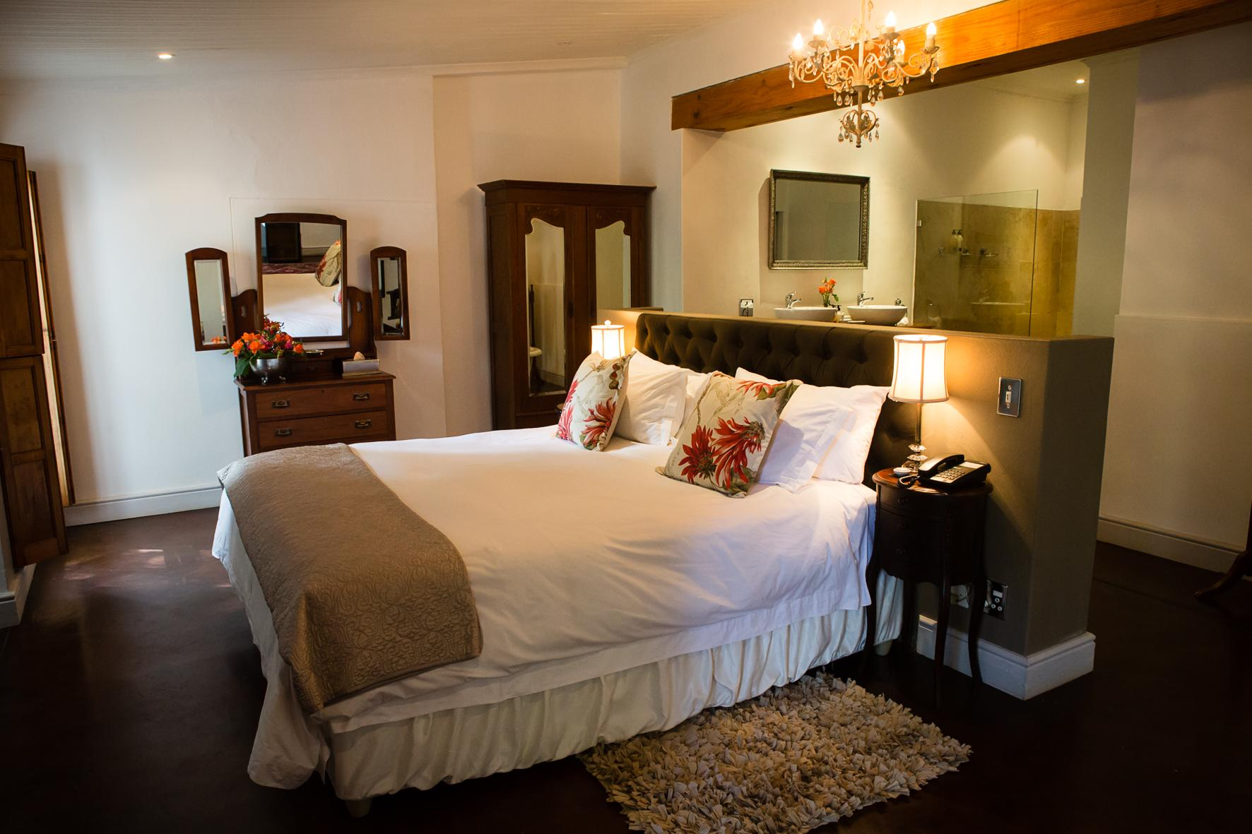 Executive Suite til 3 personer (Executive Triple Suite)