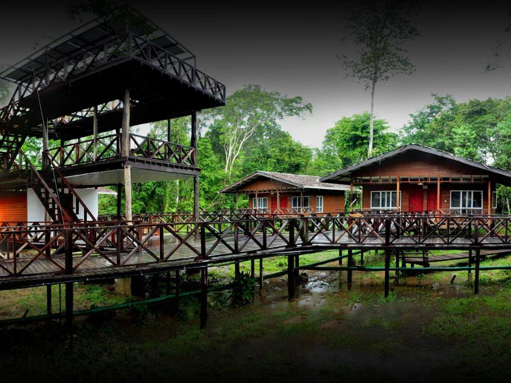 More about Borneo Nature Lodge