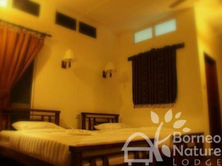 2D1N Standard Room Package Borneo Nature Lodge