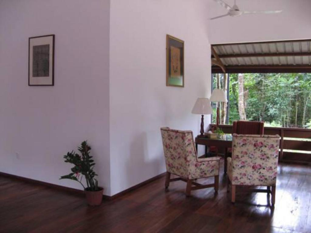 Interior view Borneo Nature Lodge