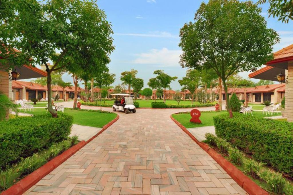 Shri Radha Brij Vasundhara Resort & Spa - Goverdhan, Aanyor, India -  Photos, Room Rates & Promotions