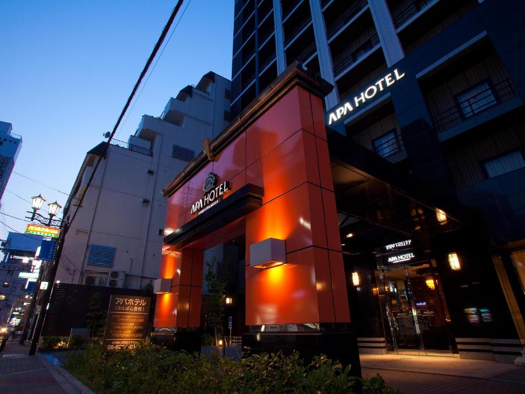 APA Hotel Namba-Shinsaibashi的圖片搜尋結果