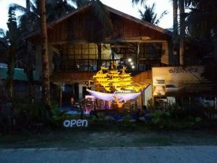 Calypso Surf nd Dive. Our big Jungle House await U
