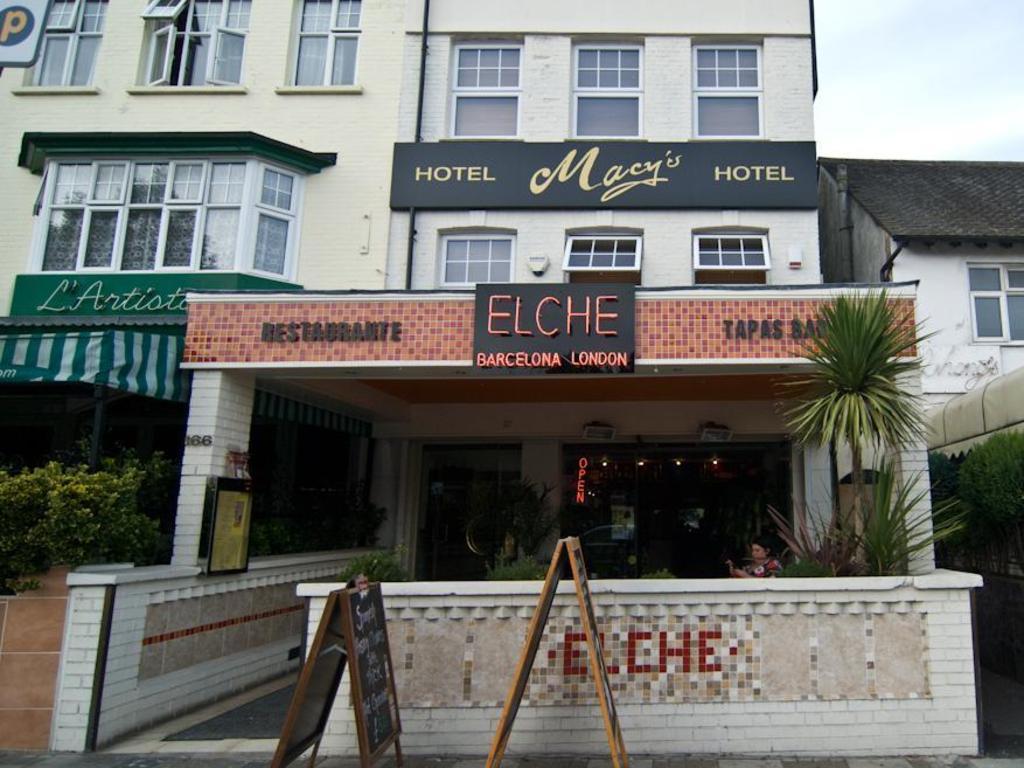 Macys Hotel Londres Offres Speciales Pour Cet Hotel