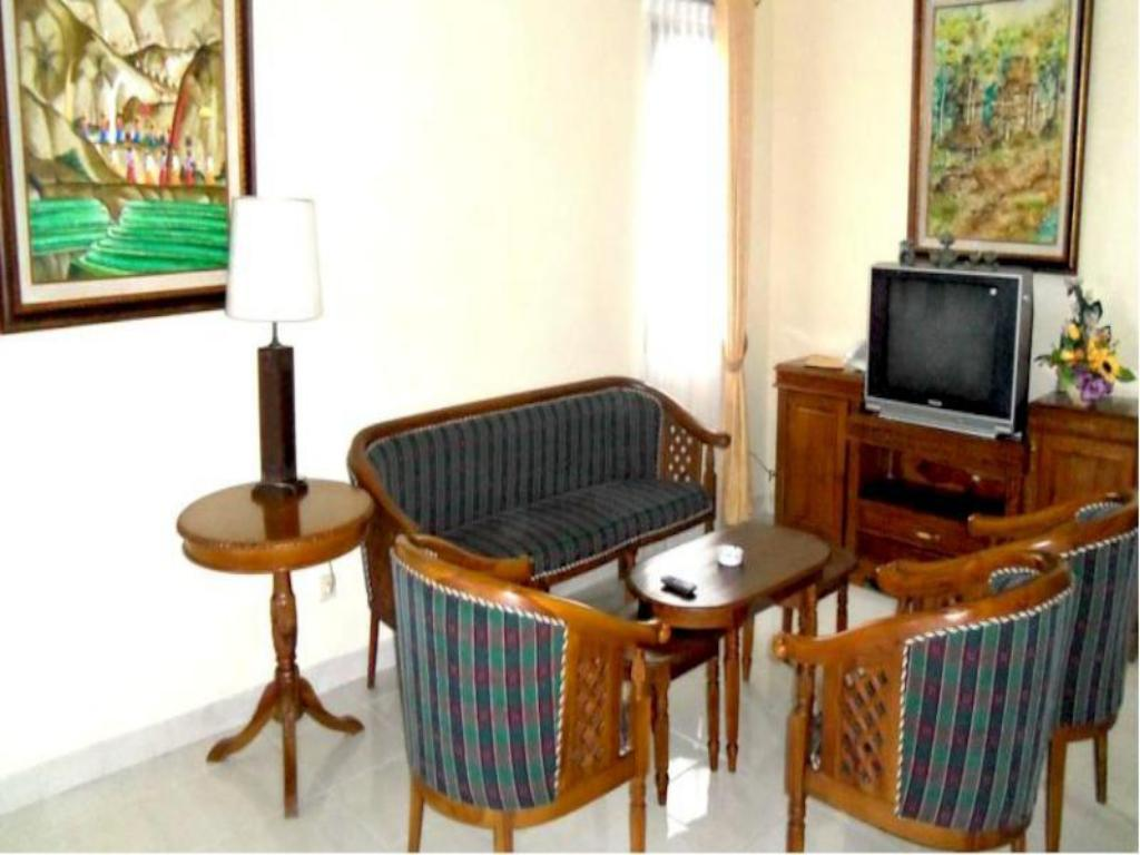 Interior view At The Beach Candidasa