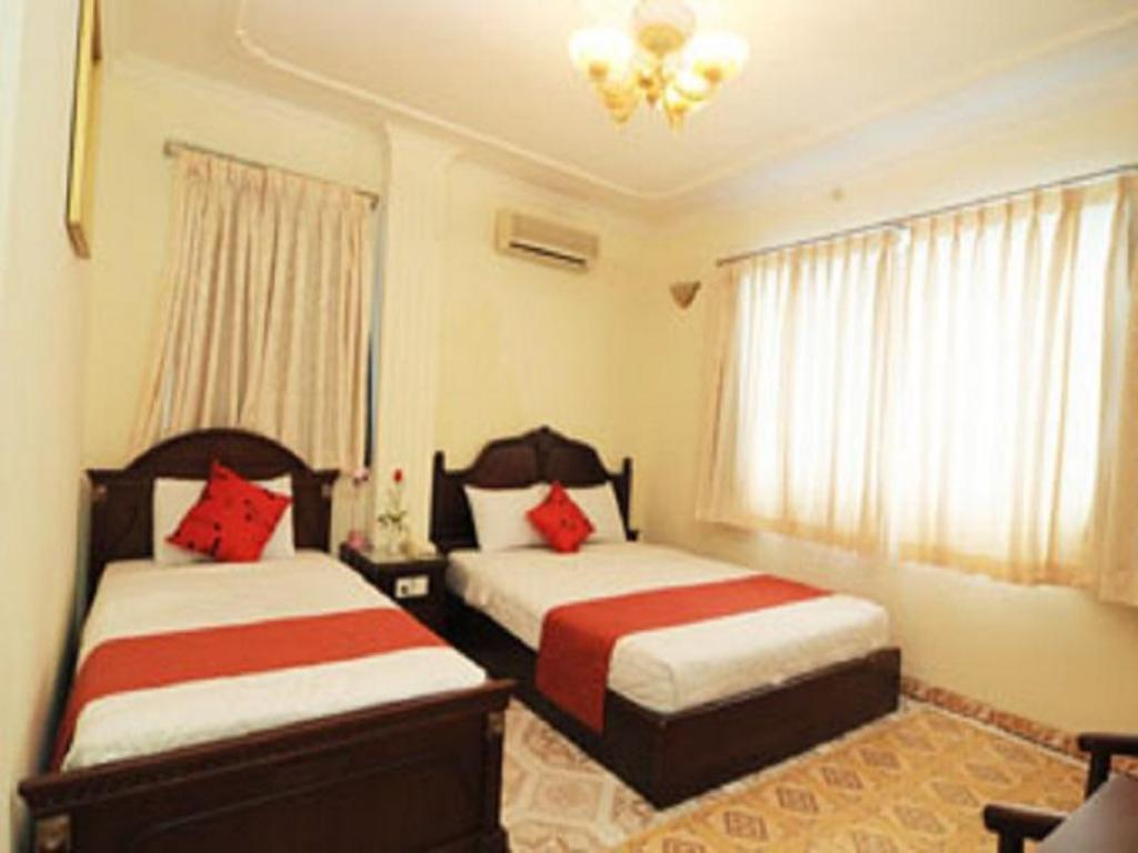 Superior til 3 personer Tan Hoang Long Hotel-District 5