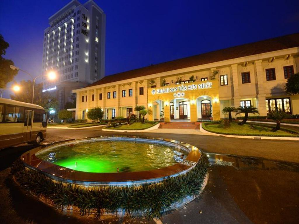 More about Tan Son Nhat Hotel