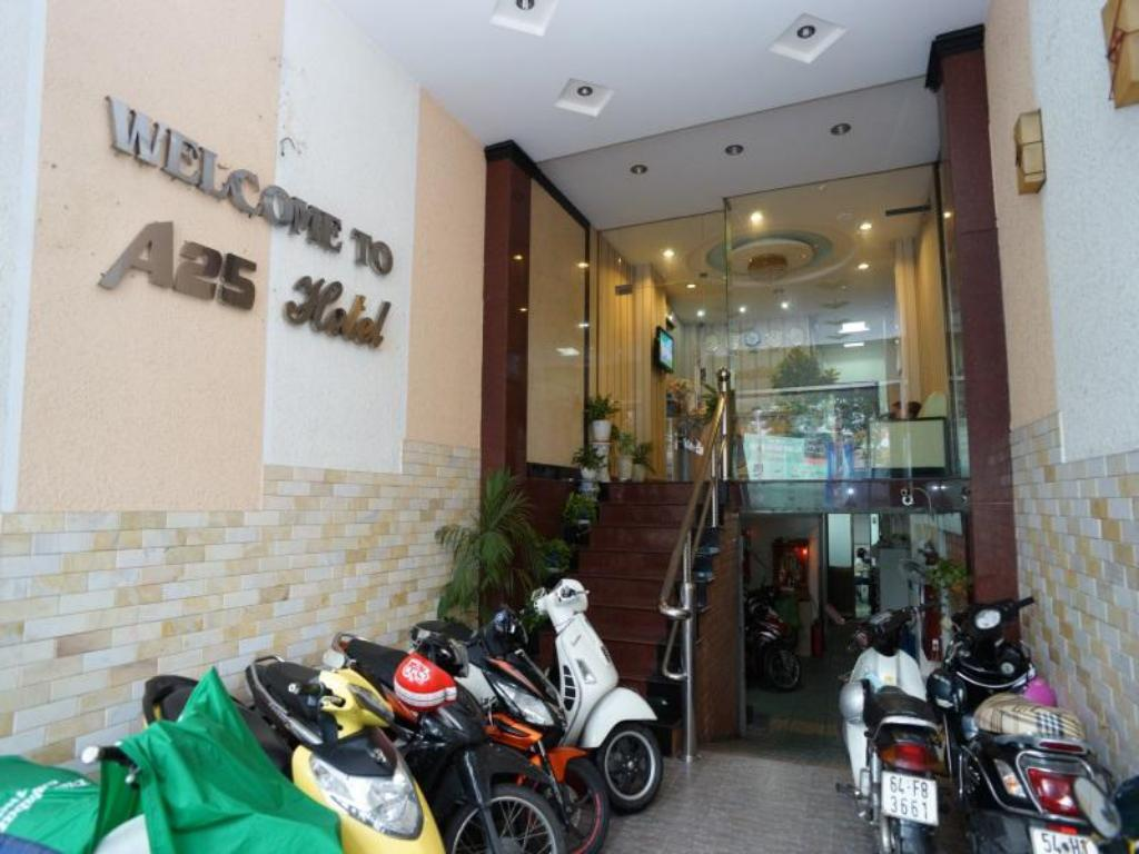More about A25 Hotel Nguyen Cu Trinh