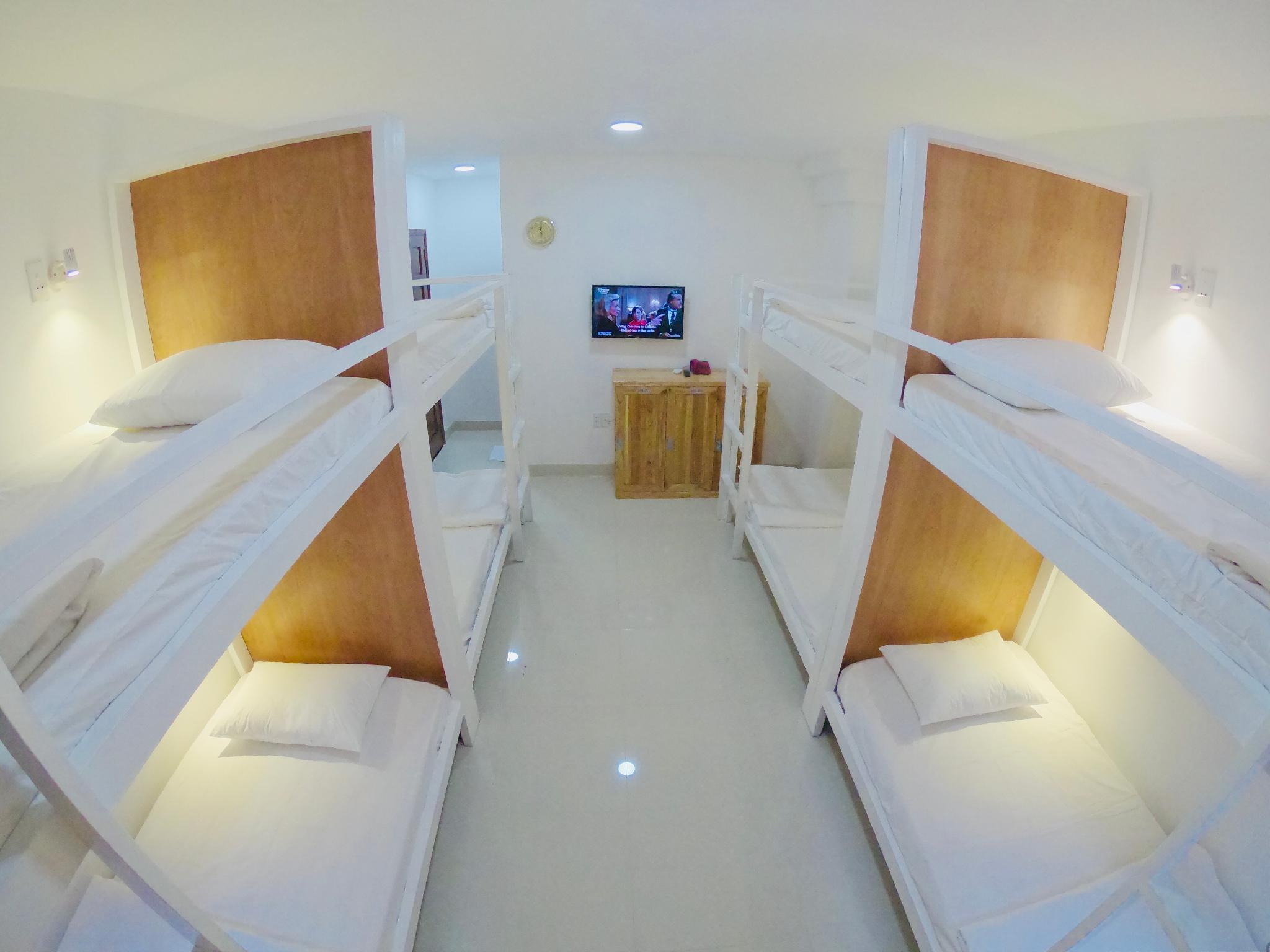 Entire 6-Bed Private Dormitory - Mixed