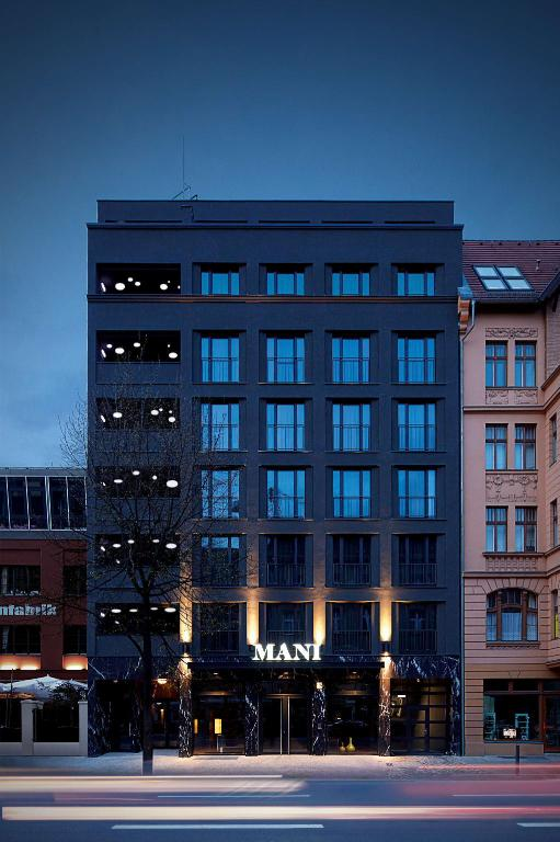 Exterior view Hotel MANI by AMANO Group