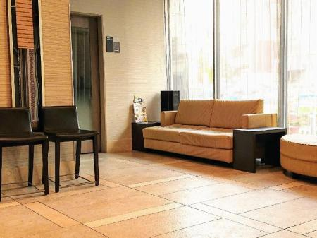 Lobby Dormy Inn Premium Hakata Canal City Mae Natural Hot Spring