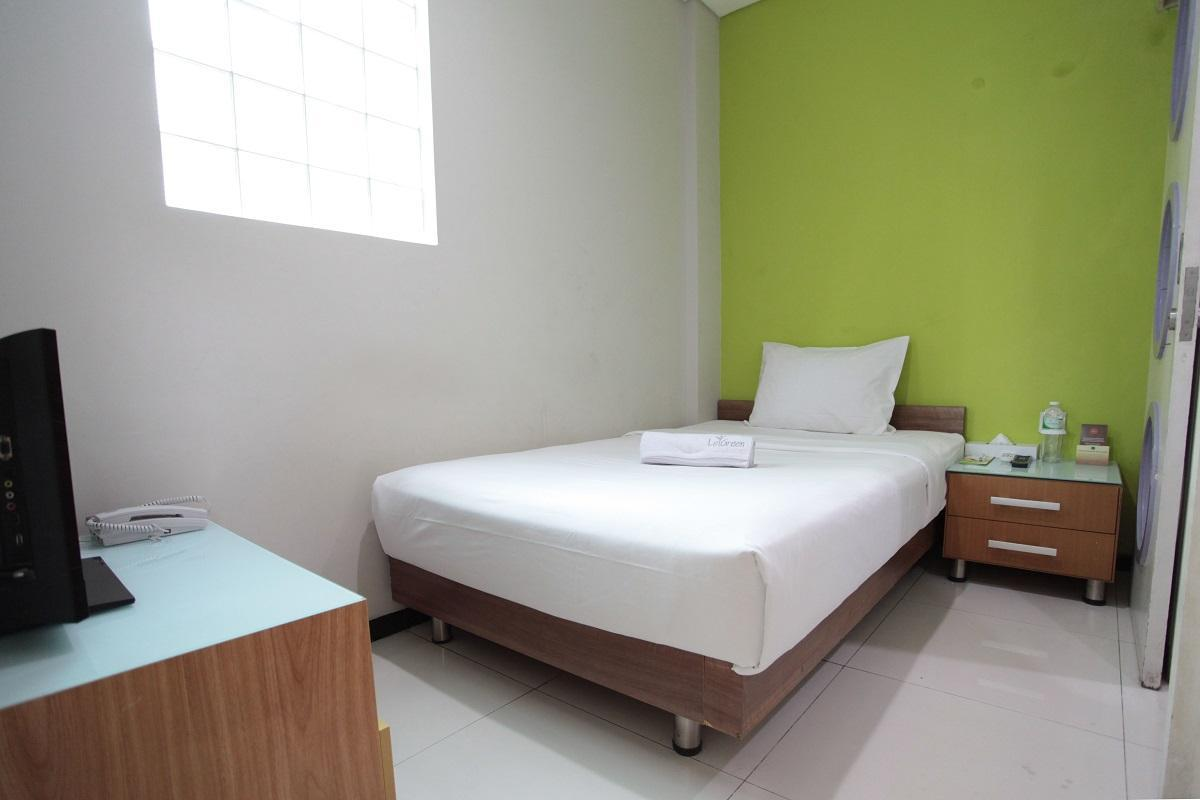 Kamar Green (Green Room)