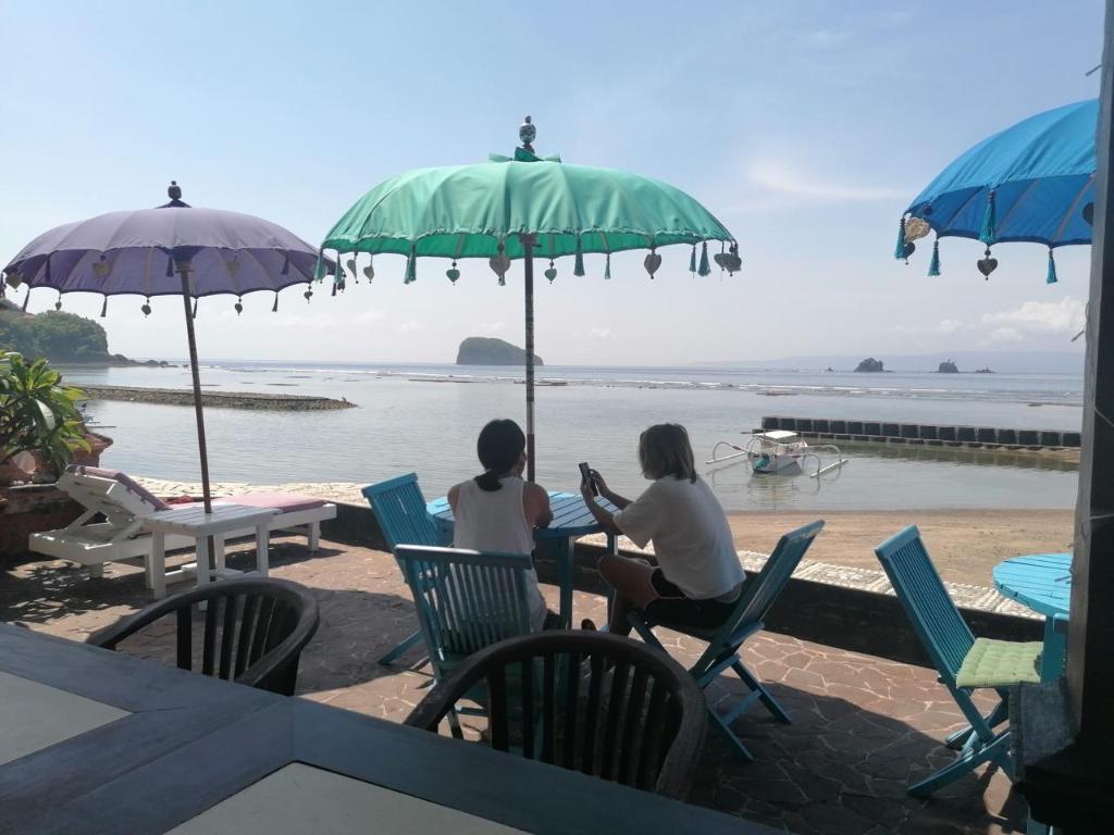 Puri Oka Beach Bungalows Bali 2020