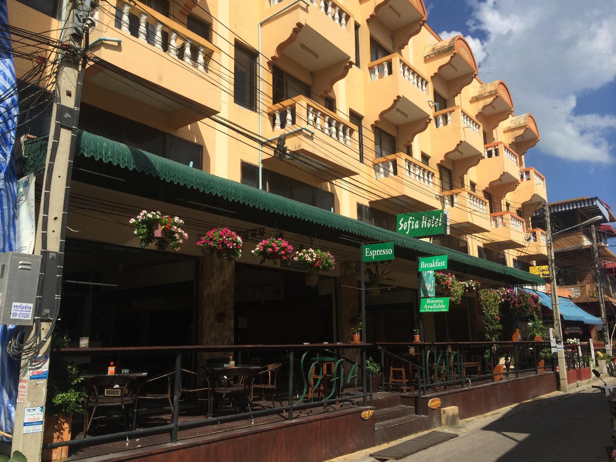 Sofia Hotel In Hua Hin    Cha-am