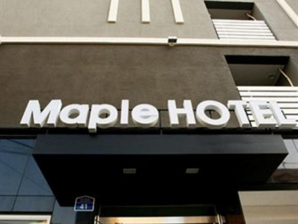 More about Jeju Maple Hotel