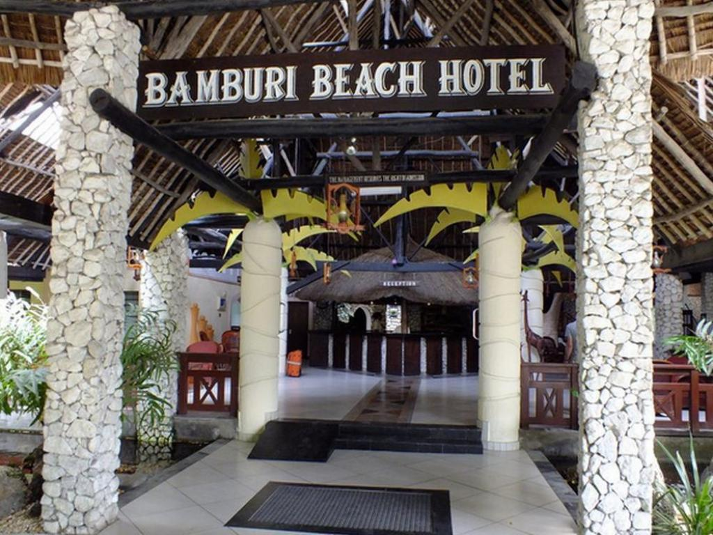 More About Bamburi Beach Hotel