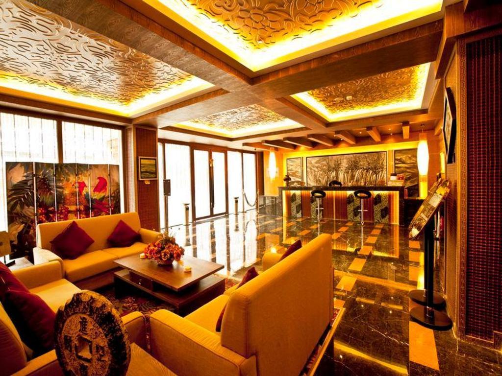 Chengdu Huanhua Jincheng Hotel China Photos Room Rates