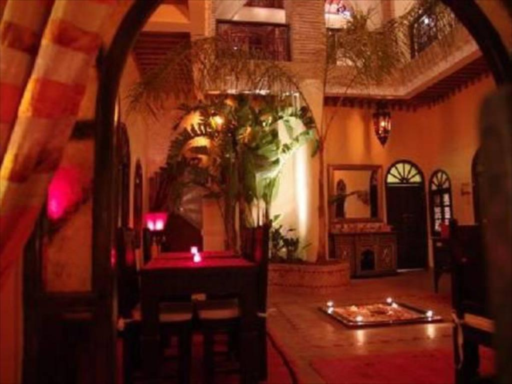 Interior view Riad Jona