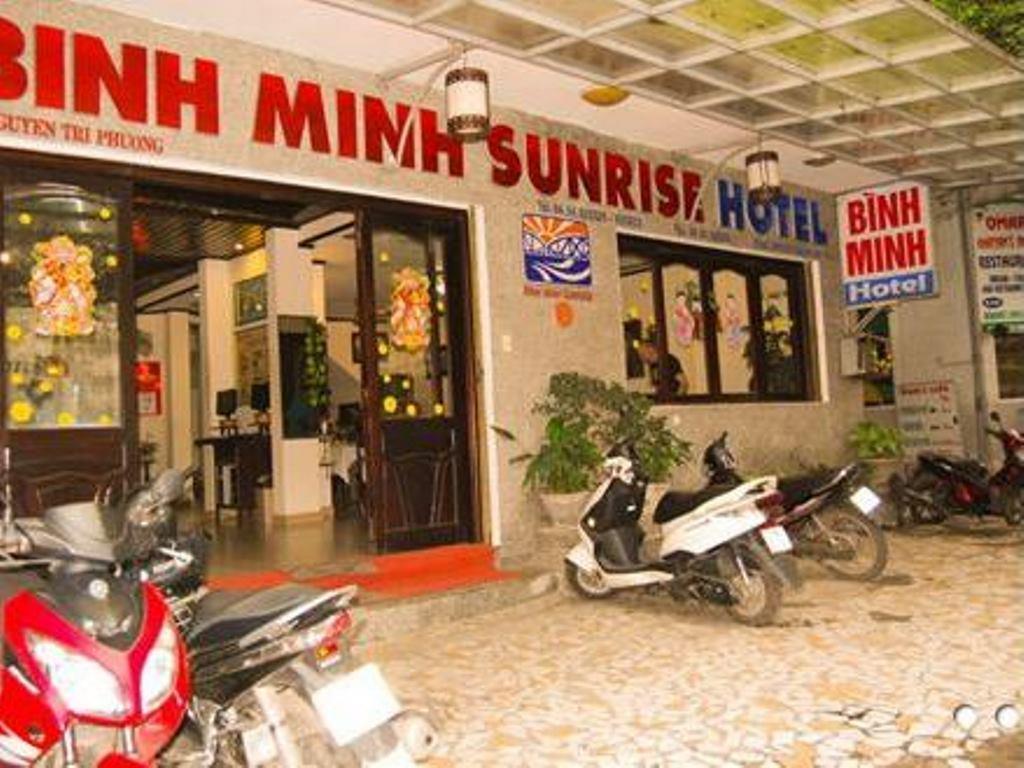 Kết quả hình ảnh cho Khách sạn Bình Minh Sunrise