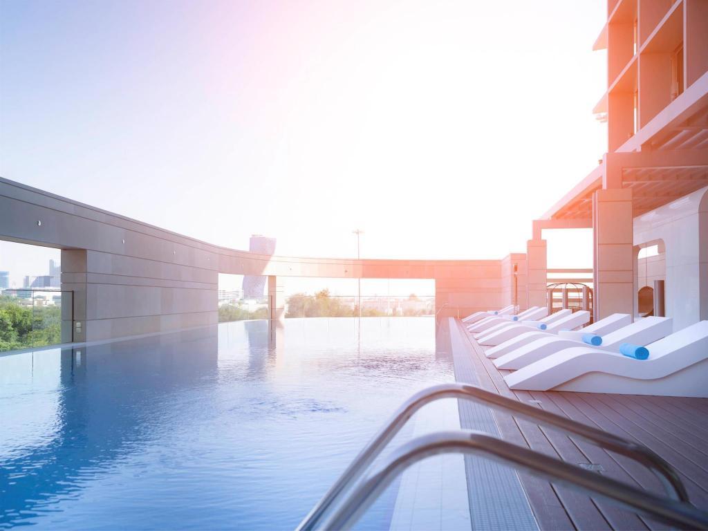 Best Price On Adagio Abu Dhabi Al Bustan Hotel In Abu Dhabi Reviews