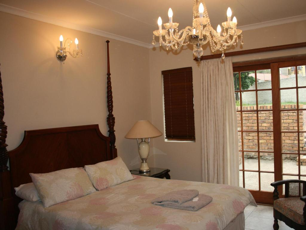Interior view Fourways Gardens Guest Estate