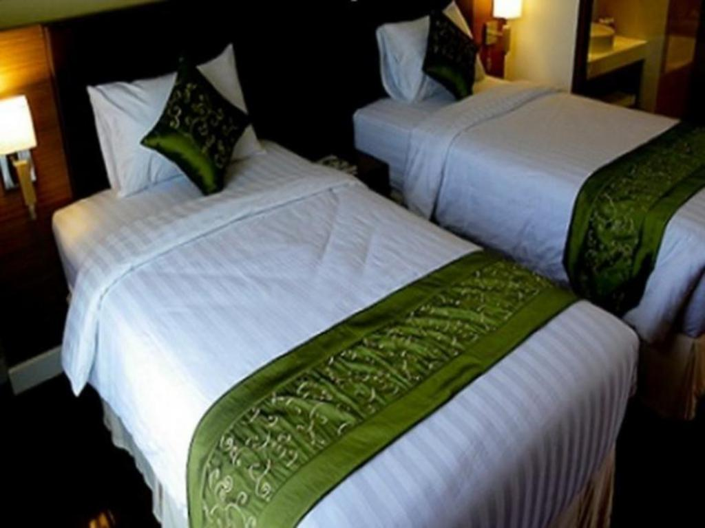 Grand Deluxe Suite - Bed Grand Garden Hotel & Serviced Apartment