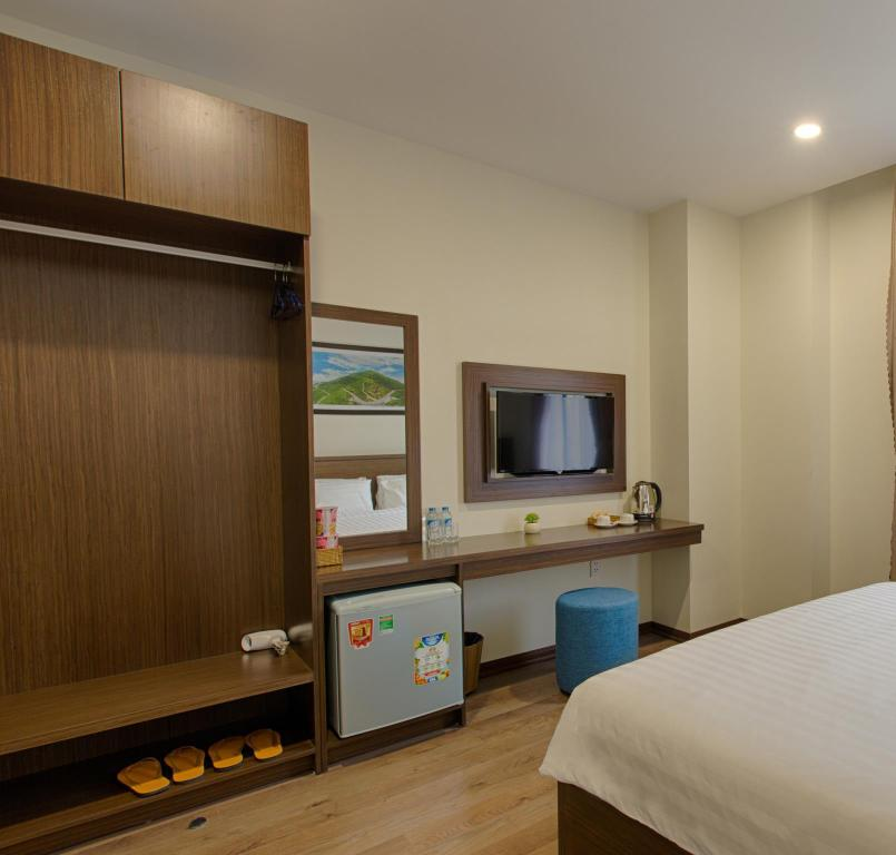 Standard Double Room Central Hotel & Spa Danang