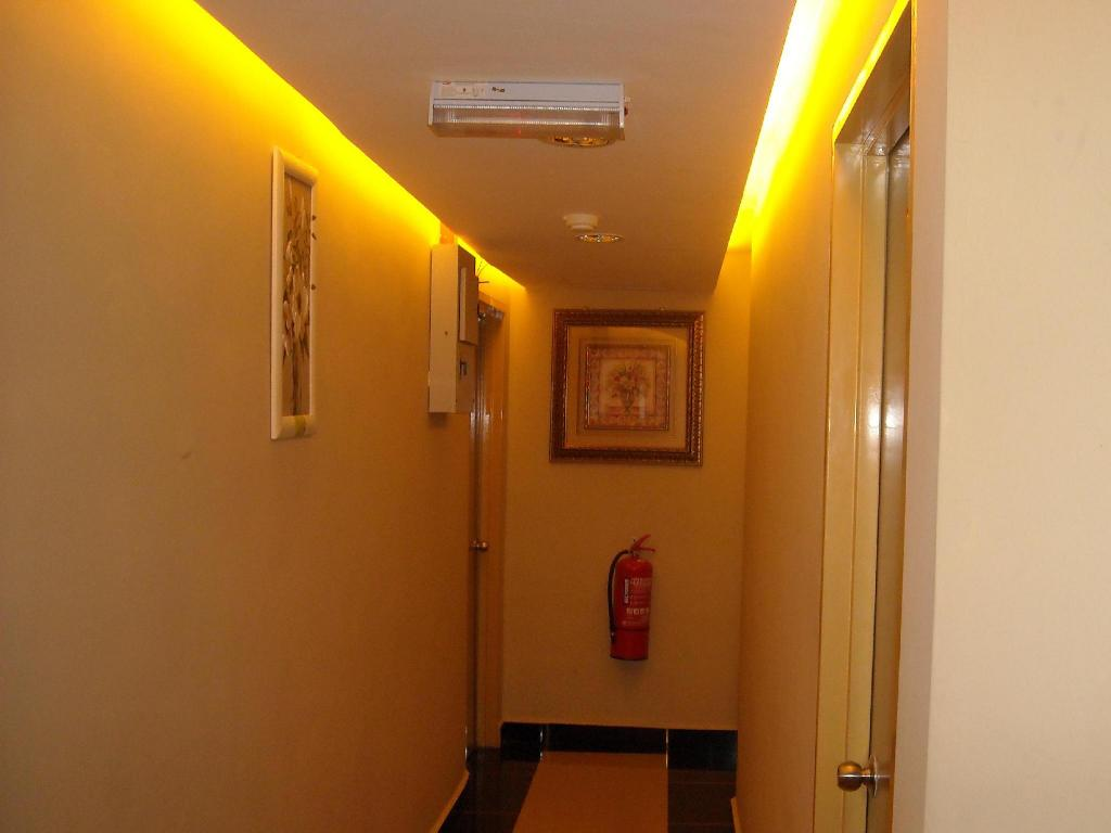 Interior view Hotel New Wave Nilai