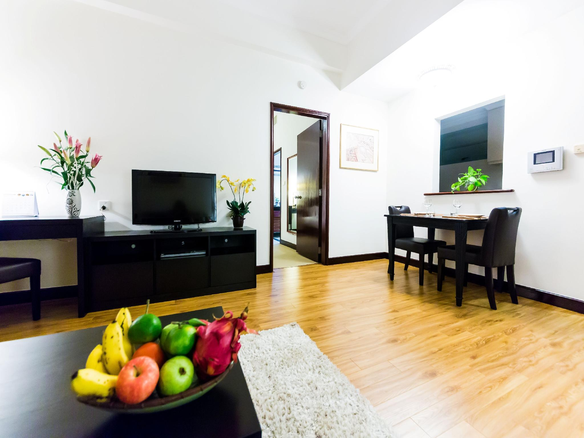 Apartmá 1 ložnice (1 Bedroom Suite Apartment)